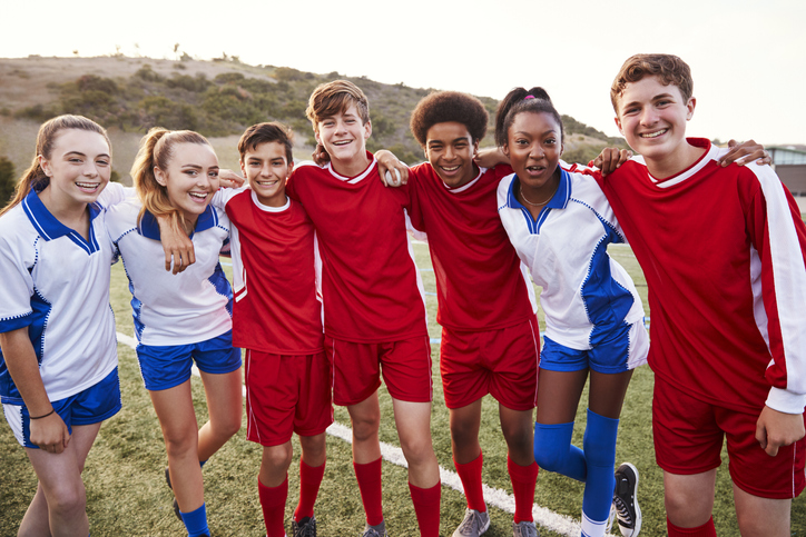 Young Athlete Concussions: Know the Signs and Next Steps