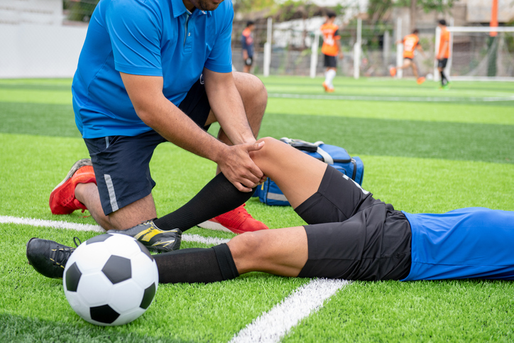 PRP Offers Non-Surgical Sports Injury Treatment